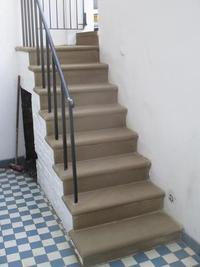 Typical Basement Steps After Rebuild