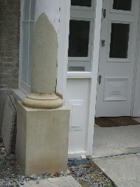 Column After Repairs