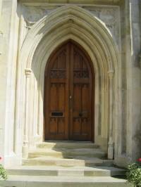 Front Entrance After Facelift
