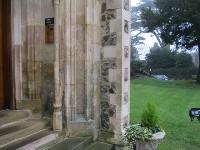 Front Entrance Before Facelift