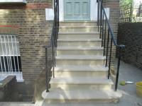 Hollow Steps After Rebuild