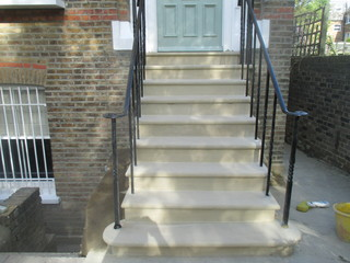 Hollow Steps After Rebuild