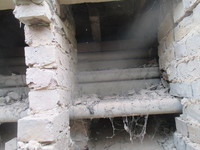 Hollow Steps Before Rebuild