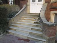 Hollow Steps During Rebuild