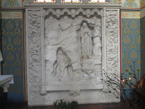 The Lourdes Shrine (London)