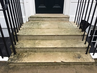 Portland Steps Before Rebuild