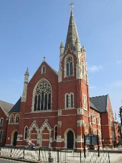 RC Church of the Transfiguration, Kensal Rise