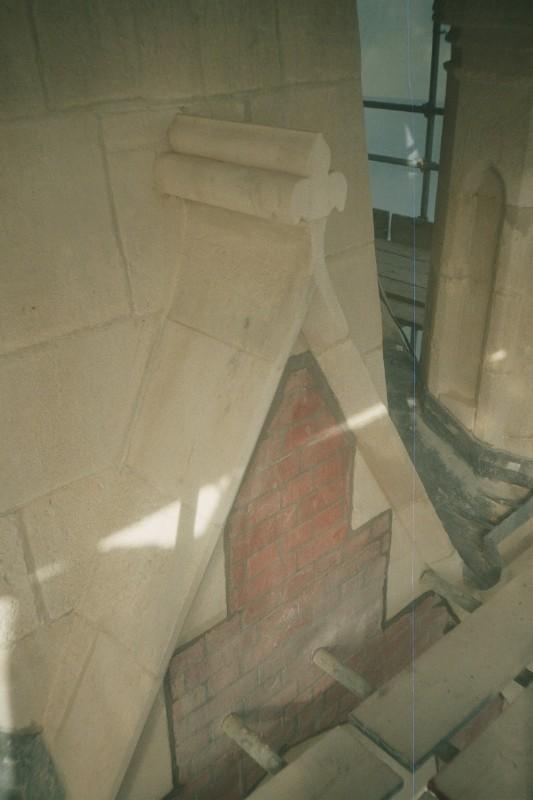 Spire Gablets, Kensal Rise RC Church