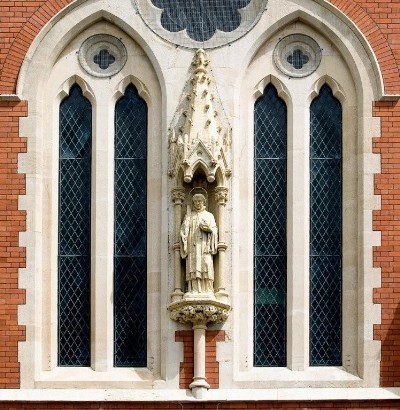 Sculpture Repair, Holy Ghost and St. Stephen Roman Catholic Church