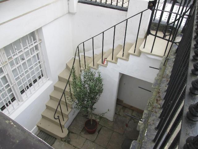 york stone basement steps rebuild stonemasonry work by oliver gill